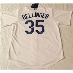 Cody Bellinger Signed Dodgers LE Jersey with Career Inscriptions (Fanatics  MLB)