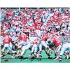 Image 1 : Boss Bailey Signed Georgia Bulldogs 16x20 Photo (Radtke COA)