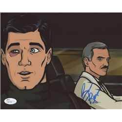 "Burt Reynolds Signed ""Archer""  8x10 Photo (JSA COA)"