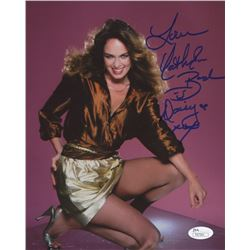 "Catherine Bach Signed ""The Dukes of Hazzard""  8x10 Photo Inscribed ""Love""  ""Daisy XOX"" (JSA COA)"