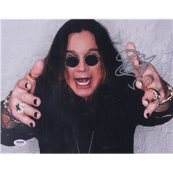Ozzy Osbourne Signed 11x14 Photo (PSA COA)
