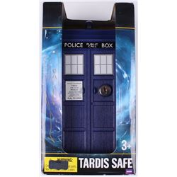 "Matt Smith Signed ""Doctor Who"" Tardis Safe (Radtke COA)"