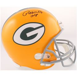 "Paul Hornung Signed Packers Full-Size Helmet Inscribed ""HOF 86"" (JSA COA)"