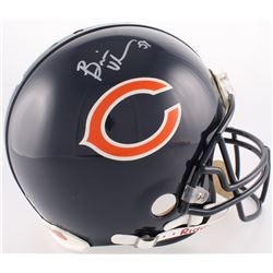 Brian Urlacher Signed Bears Full-Size Authentic Pro-Line On-Field Helmet (Schwartz Hologram  Urlache