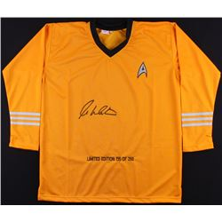 "William Shatner Signed LE ""Star Trek"" Uniform #/250 (PSA COA)"
