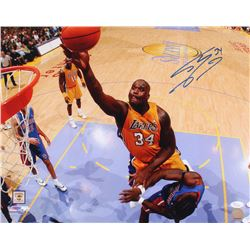 Shaquille O'Neal Signed Lakers 16x20 Photo (JSA COA)