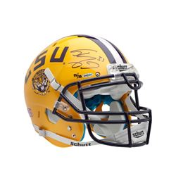 Shaquille O'Neal Signed LSU Tigers LE Full-Size Helmet (UDA COA)