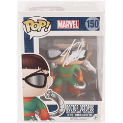 "Stan Lee Signed ""Doctor Octopus"" Marvel Funko Pop Vinyl Bobble-Head Figure (Radtke Hologram  Lee Hol"