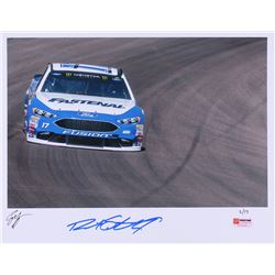 Ricky Stenhouse Jr. Signed Limited Edition NASCAR 11x14 Photo #/17 (PA COA)