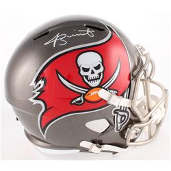 Jameis Winston Signed Buccaneers Full-Size Speed Helmet (Beckett COA  Winston Hologram)