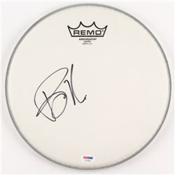 "Billie Joe Armstrong Signed ""Green Day"" Drumhead (PSA COA)"