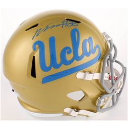 Myles Jack Signed UCLA Bruins Full-Size Speed Helmet (Radtke COA)