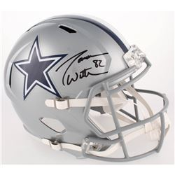 Jason Witten Signed Cowboys Full-Size Speed Helmet (Radtke COA  Witten Hologram)