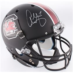 Alshon Jeffery Signed South Carolina Gamecocks Full-Size Helmet (Fanatics Hologram)