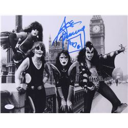 "Ace Frehley Signed ""KISS"" 11x14 Photo (JSA COA)"