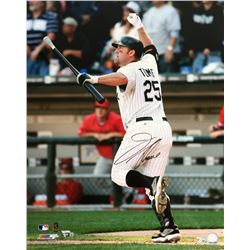 Jim Thome Signed White Sox 16x20 Photo (Fanatics)