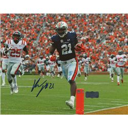 Kerryon Johnson Signed Auburn Tigers 8x10 Photo (Radtke Hologram)