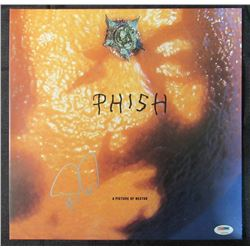 "Trey Anastasio Signed Phish ""A Picture Of Nectar"" Record Album (PSA Hologram)"