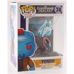 "Stan Lee Signed ""Yondu"" #74 Guardians of the Galaxy Marvel Bobble-Head Funko Pop Vinyl Figure (Radtk"