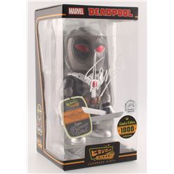 "Stan Lee Signed LE ""Deadpool"" Marvel Hikari Vinyl Action Figure (Radtke COA  Lee Hologram)"