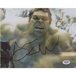 "Mark Ruffalo ""The Hulk"" Signed 8x10 Photo (PSA COA)"