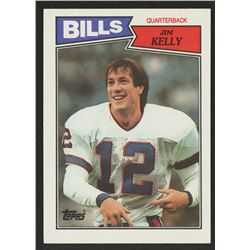 1987 Topps #362 Jim Kelly RC