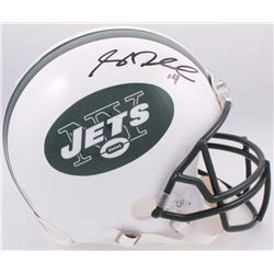 Sam Darnold Signed Jets Full-Size Authentic On-Field Helmet (Darnold Hologram)