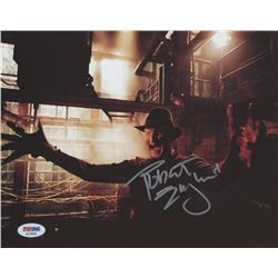 "Robert Englund Signed ""Nightmare on Elm Street"" 8x10 Photo (PSA COA)"