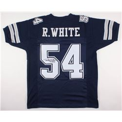 "Randy White Signed Cowboys Jersey Inscribed ""HOF 94"" (JSA COA)"