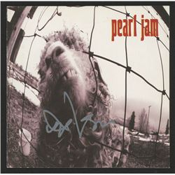"Eddie Vedder Signed Pearl Jam ""Vs."" CD Insert (JSA LOA)"