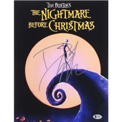 "Danny Elfman Signed ""The Nightmare Before Christmas"" 11x14 Photo (Beckett COA)"
