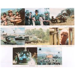 "Lot of (8) Vintage 1979 ""Apocalypse Now"" 8x10 Lobby Cards"
