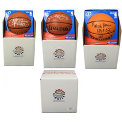 Schwartz Sports Basketball Superstar Signed Mystery Box Basketball - Series 4 (Limited to 100)