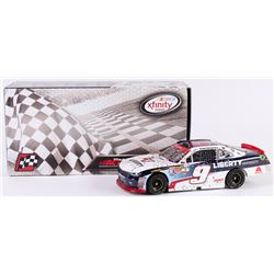 William Byron Signed 2017 NASCAR #9 Liberty University Phoenix Win 1:24 Premium Action Diecast Car (