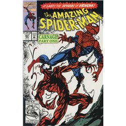 1992  The Amazing Spider-Man  Issue #361 Marvel Comic Book