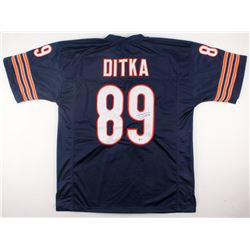 Mike Ditka Signed Bears Jersey (Beckett COA)