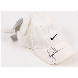 Tiger Woods Signed Nike Adjustable Hat (JSA LOA)