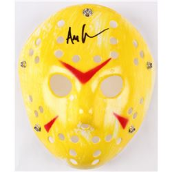 "Ari Lehman Signed Jason ""Friday the 13th"" Hockey Mask (JSA COA)"
