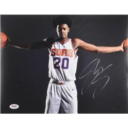 Josh Jackson Signed Suns 11x14 Photo (PSA COA)