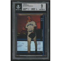 1994 SP Holoviews #33 Alex Rodriguez (BGS 9)