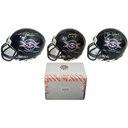 Chicago Bears Signed Mystery Box SB XX Champs Mini Helmet – Series 2 - (Limited to 200) **1985 Bea