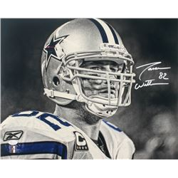 Jason Witten Signed Cowboys 16x20 Photo (JSA COA  Witten Hologram)