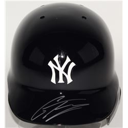 Gleyber Torres Signed Yankees Authentic Full-Size Batting Helmet (Beckett COA)