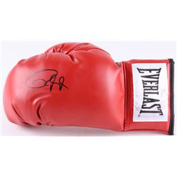 Roy Jones Jr. Signed Everlast Boxing Glove (JSA COA)