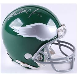 Randall Cunningham Signed Eagles Mini Helmet (JSA COA)