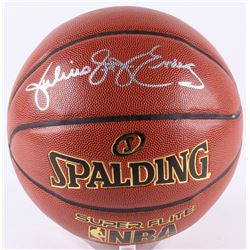 "Julius ""Dr. J"" Erving Signed Basketball (JSA COA)"