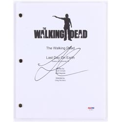 "Lauren Cohan Signed ""The Walking Dead"" Full Episode Script (PSA COA)"