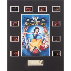 """Snow White and the Seven Dwarfs"" Limited Edition Original Film/Movie Cell Display"