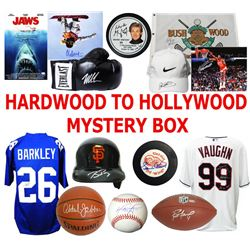 Hardwood to Hollywood EXTREME Autograph Mystery Box – Series 2 (6 Signed Collectibles Per Box) (Li