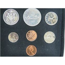 1976 RCM SET OF COINS, PENNY TO DOLLAR